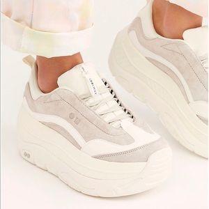 Coolway Platform Sneakers